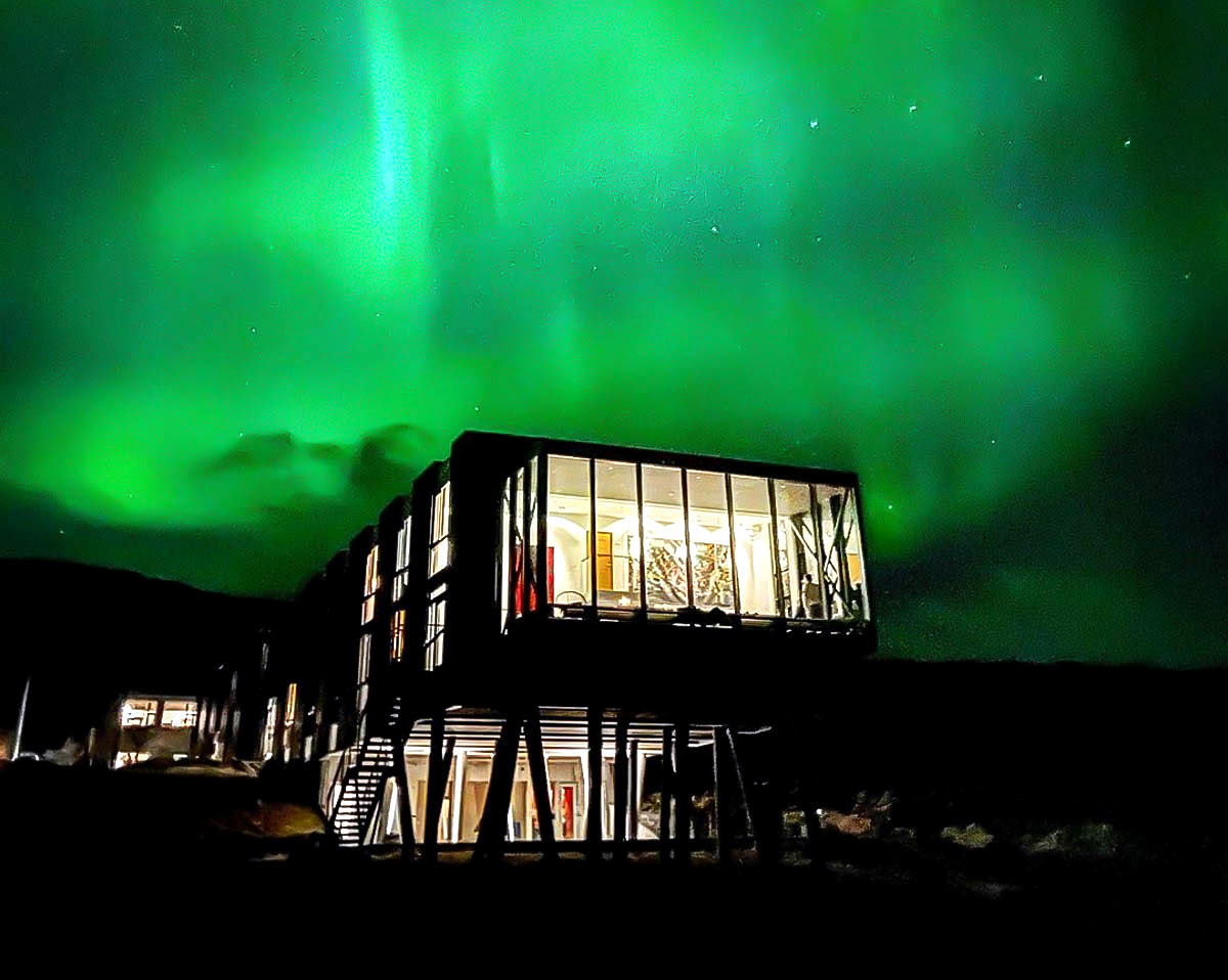 Architecture in Iceland-ION Adventure Hotel, Nesjavellir