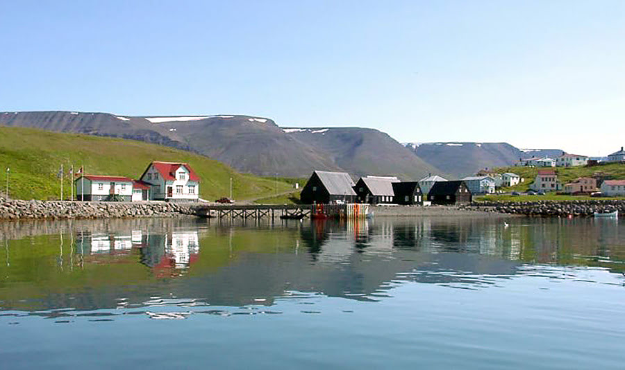 Hotels in Iceland-Sunnuberg Guesthouse