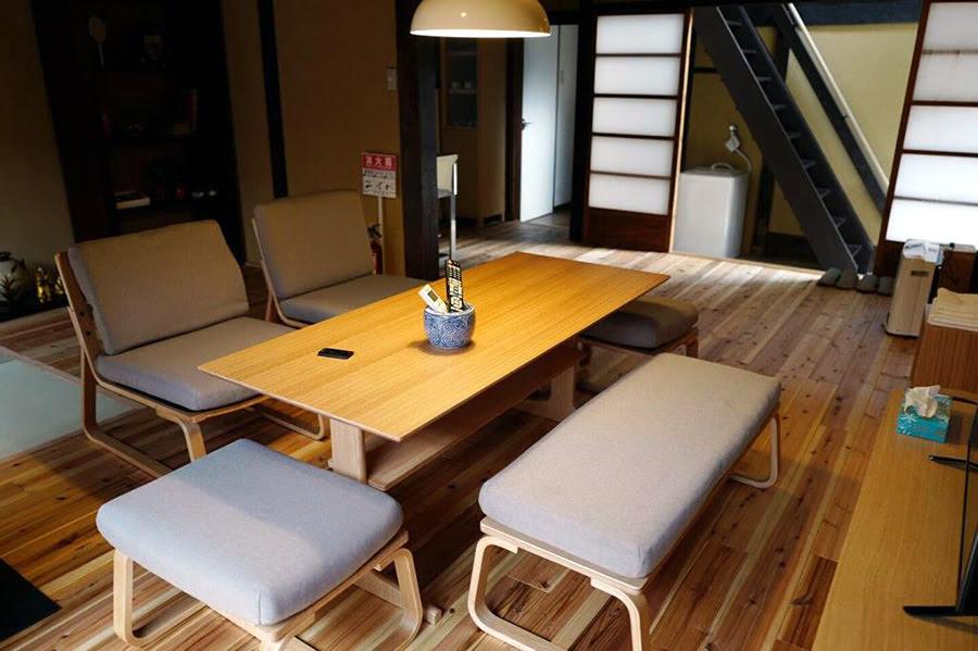 Traditional houses in Kyoto-machiya-rental homes-Home for 5/Kyoto! Honmachi Shin 5-chome