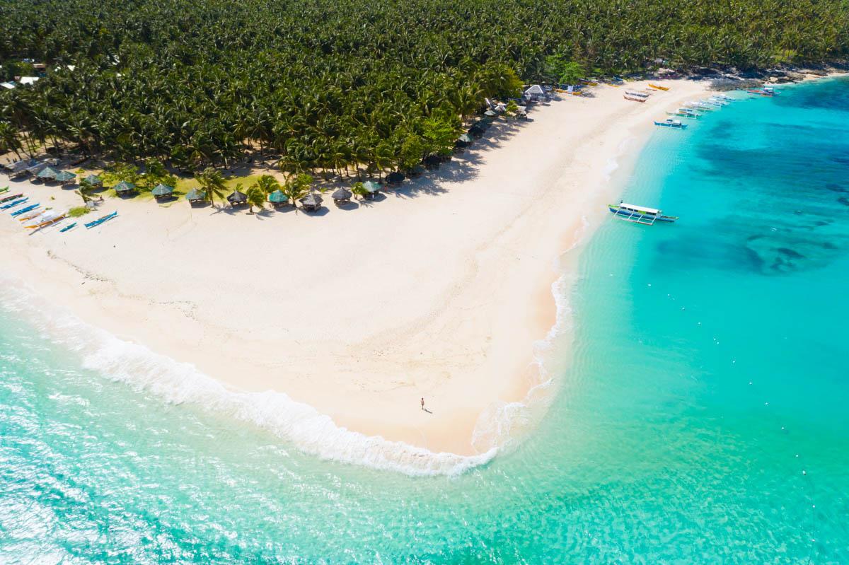 Siargao Island Hopping- Guyam Island, Daku Island, Naked