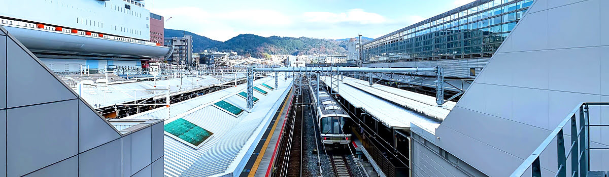 Featured photo-getting around Kyoto-subway-metro train