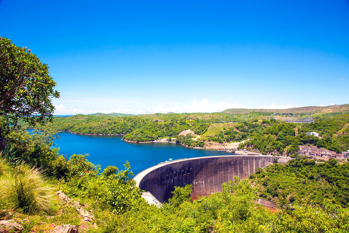 Places to visit in Zambia-Africa-Lake Kariba