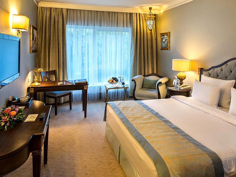 Hotels in Kazakhstan-things to do-Rixos Almaty Hotel