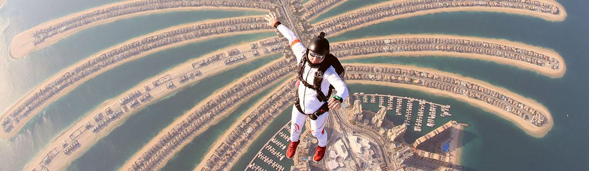 Featured photo-Skydive Dubai over Palm Jumeirah