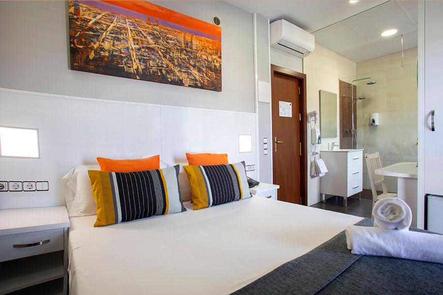 Hotels in Barcelona-Hostal Sans