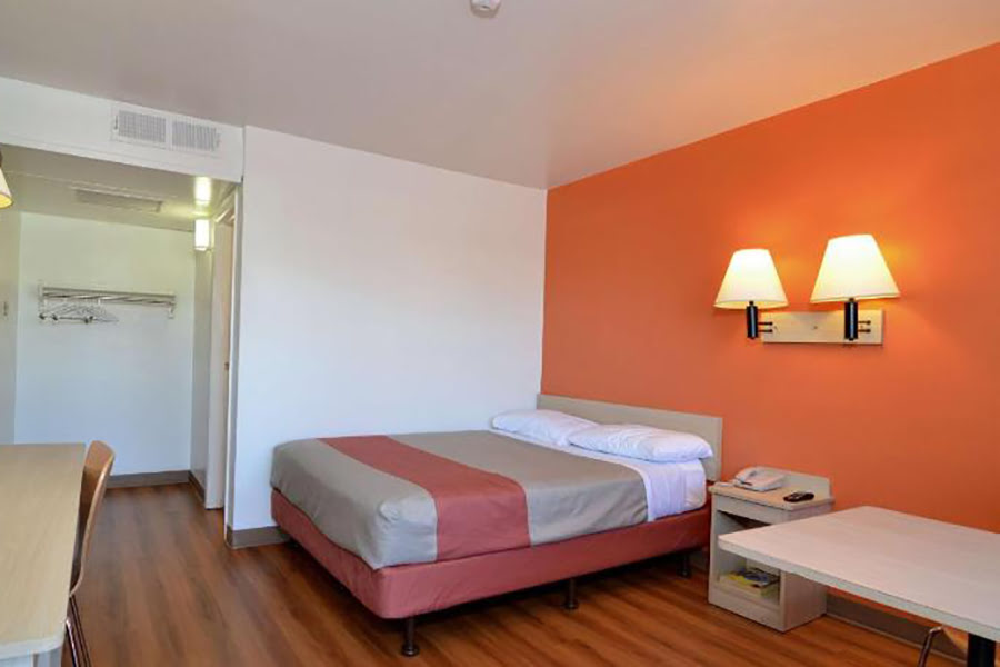 Hotels in Indio-Motel 6 Indio - Palm Springs Area