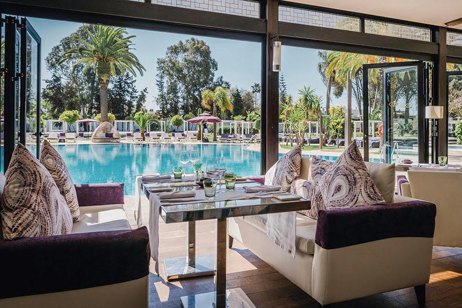 Hotels in Rabat-Sofitel Rabat Jardin Des Roses Hotel