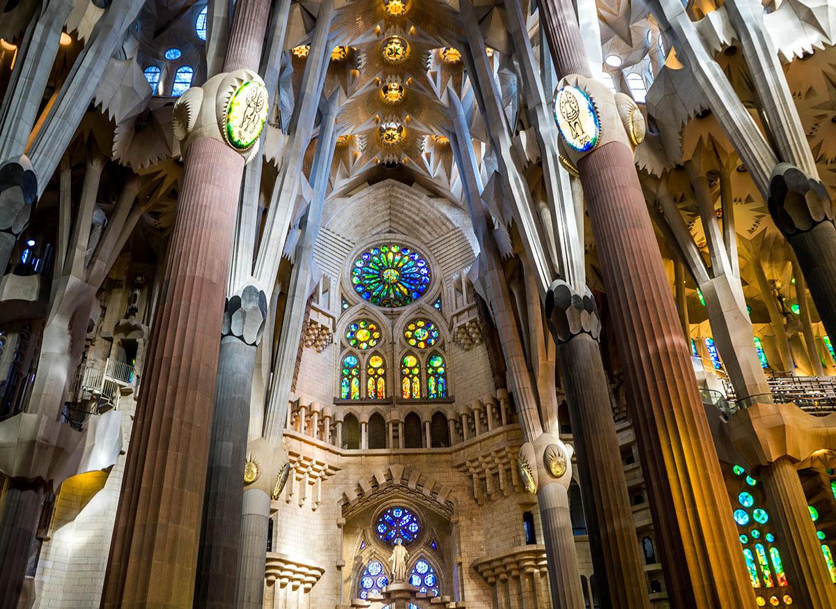 Best graduation trips-cheap summer vacations-Sagrada Familia-Barcelona-Spain