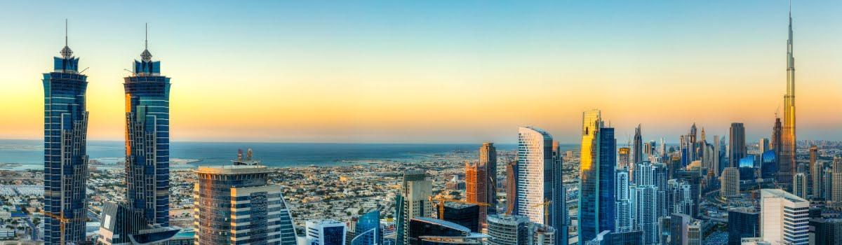 Things to do in Dubai-Featured photo (1200x350) Dubai cityscape