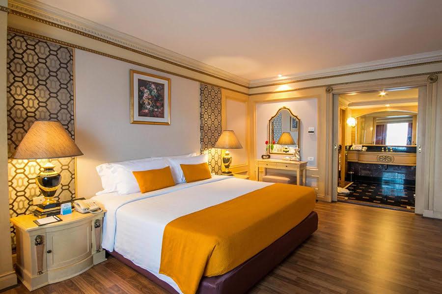Water festivals-Golden Tulip Sovereign Hotel Bangkok
