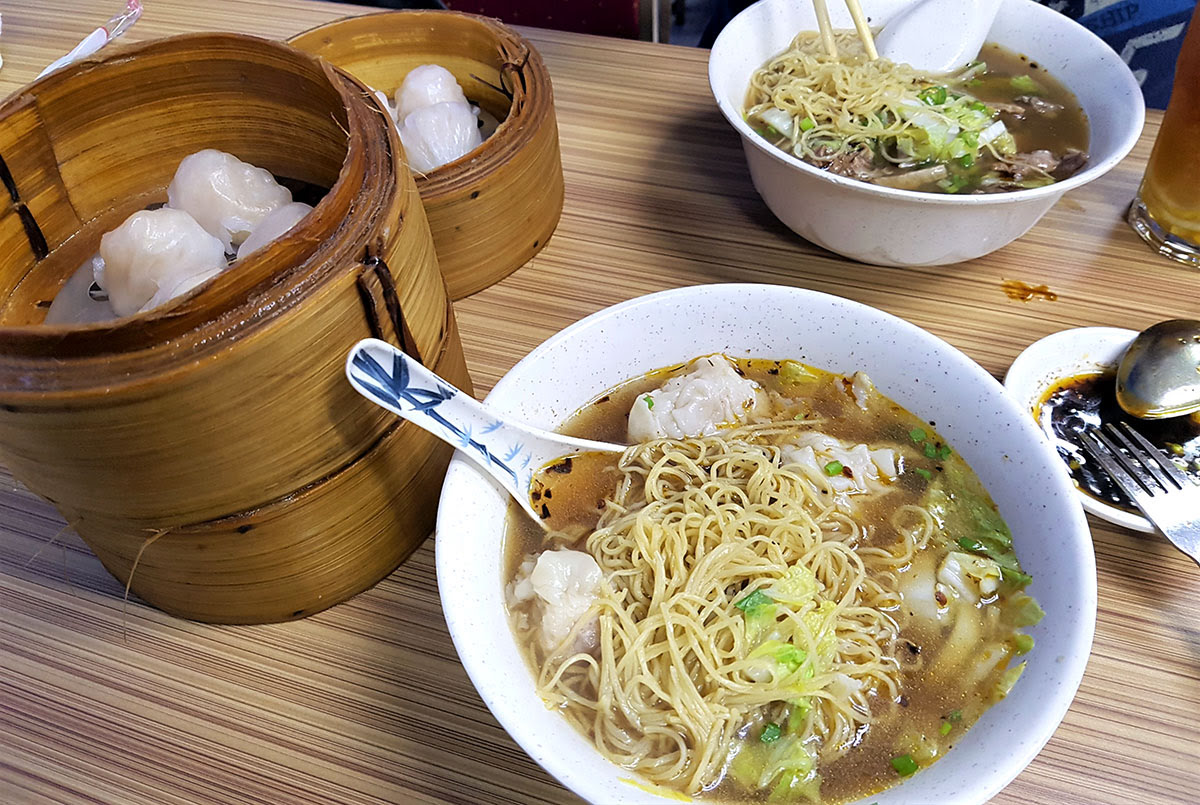 Things to do in Manila-Philippines-Binondo-food