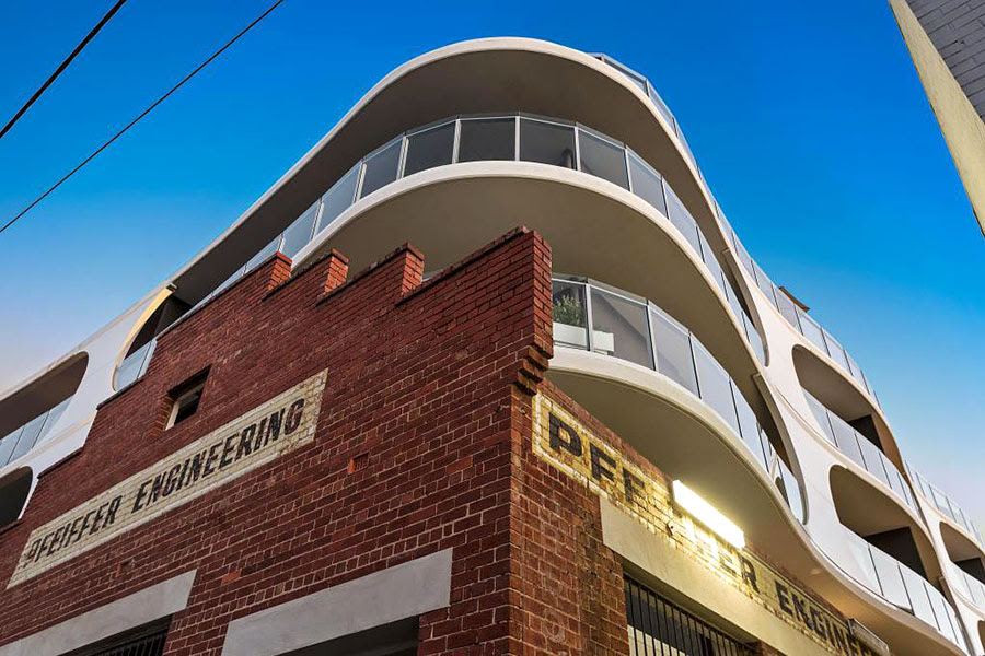 Hotels in Melbourne-shopping-Australia-District Apartments Fitzroy