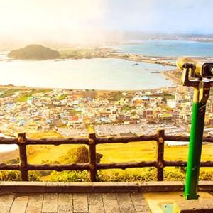 Jeju Island, Coreia do Sul