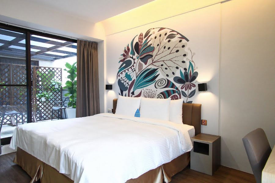 Hotels in Taichung-Taiwanese food-what to eat-Fengchia INNK Hotel
