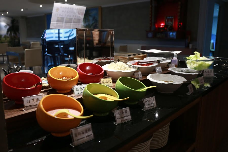 Hotels in Taichung-Taiwanese food-what to eat-Li Gang Hotel I