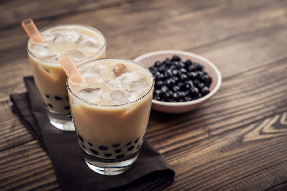 Taichung food-Taiwanese cuisine-what to eat-Pearl Milk Tea