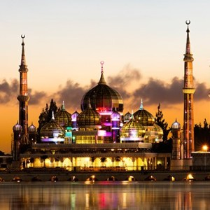 Kuala Terengganu, Malásia