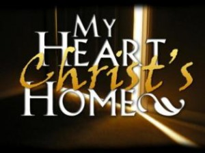 Christ is housing Himself in our heart and we become one with Christ in His inward parts [picture source: KnoxPC website]