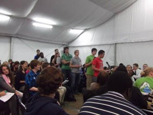 The cry of the Israelites was desperate, the eagerness of God was great, but the growth of Moses was slow(2011 Poland camp)