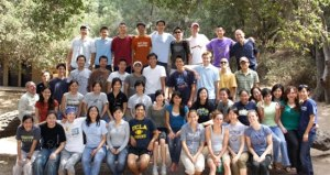 Christian Students Online - in the picture, some of the Christian Students at UCLA