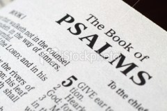 Christ, the house of God, the city of God, and the earth: the main points of the book of Psalms! [picture credit: Istockphoto of the Book of Psalms]