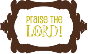 the highest work carried out by God's children is to praise the Lord!