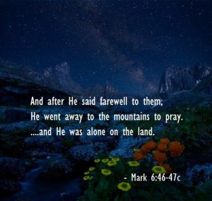 Seeing the Pattern of the Lord Jesus as a Man of Prayer in the Gospels