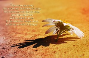 Watching in Prayer with Thanksgiving and Having Prayer Companions