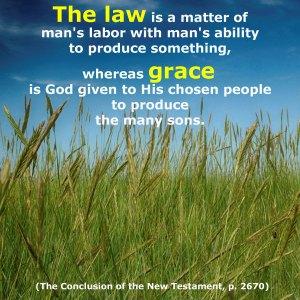 Being under God's Covenant of Grace, we should Enjoy God by Exercising our Spirit