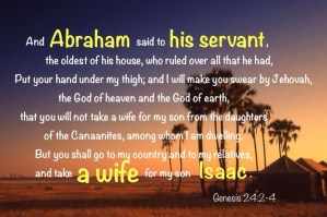 The Eternal Purpose of God the Father is to Gain the Church as a Bride for Christ