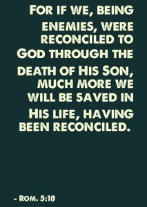 Going Along with the Lord's Work of Transformation to be Conformed to His Image