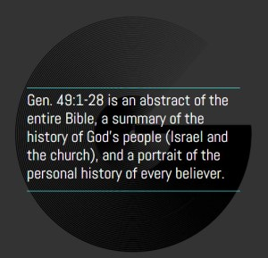 Benjamin: the Dwelling Place of the Triune God with Man Consummating in New Jerusalem