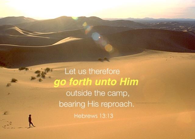Image result for hebrews 13:13-14