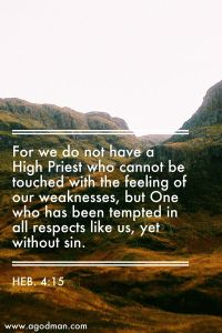 Coming to the Throne of Grace in our Spirit to enjoy Christ as our great High Priest