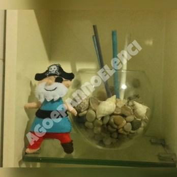 Pirata Zampa Corta