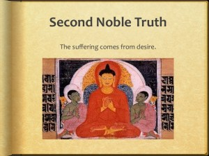 2nd noble truth