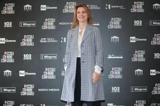 Margherita Buy. Foto Alfonso Romano / Ago Press
