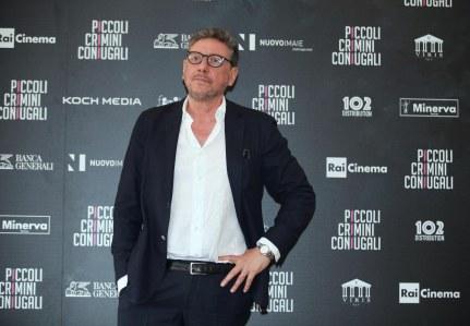 Sergio Castellitto. Foto Alfonso Romano / Ago Press