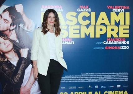 Valentina Cervi. Foto Alfonso Romano / Ago Press