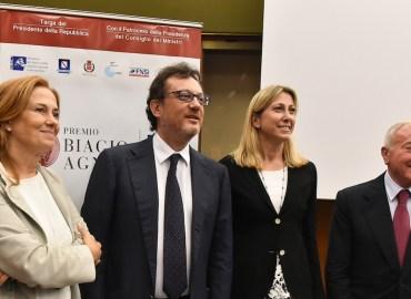Eventi. Presentato il Premio Biagio Agnes 2017