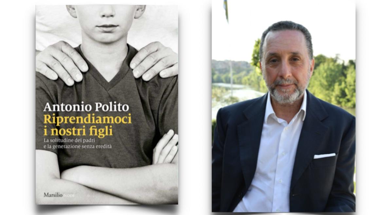 """Libri. Antonio Polito presenta """"Riprendiamoci i nostri figli"""""""