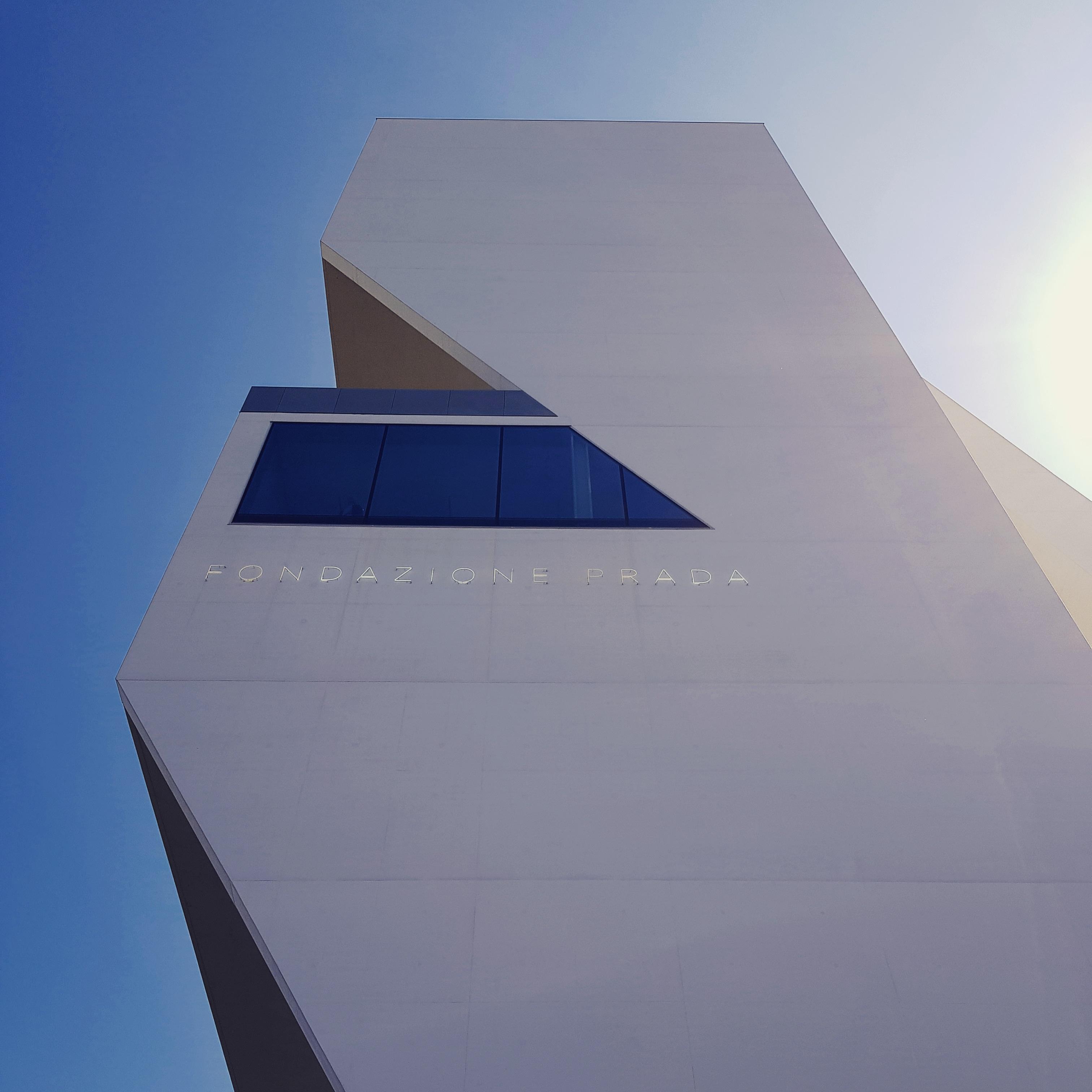Fondazione Prada: the branded non-space