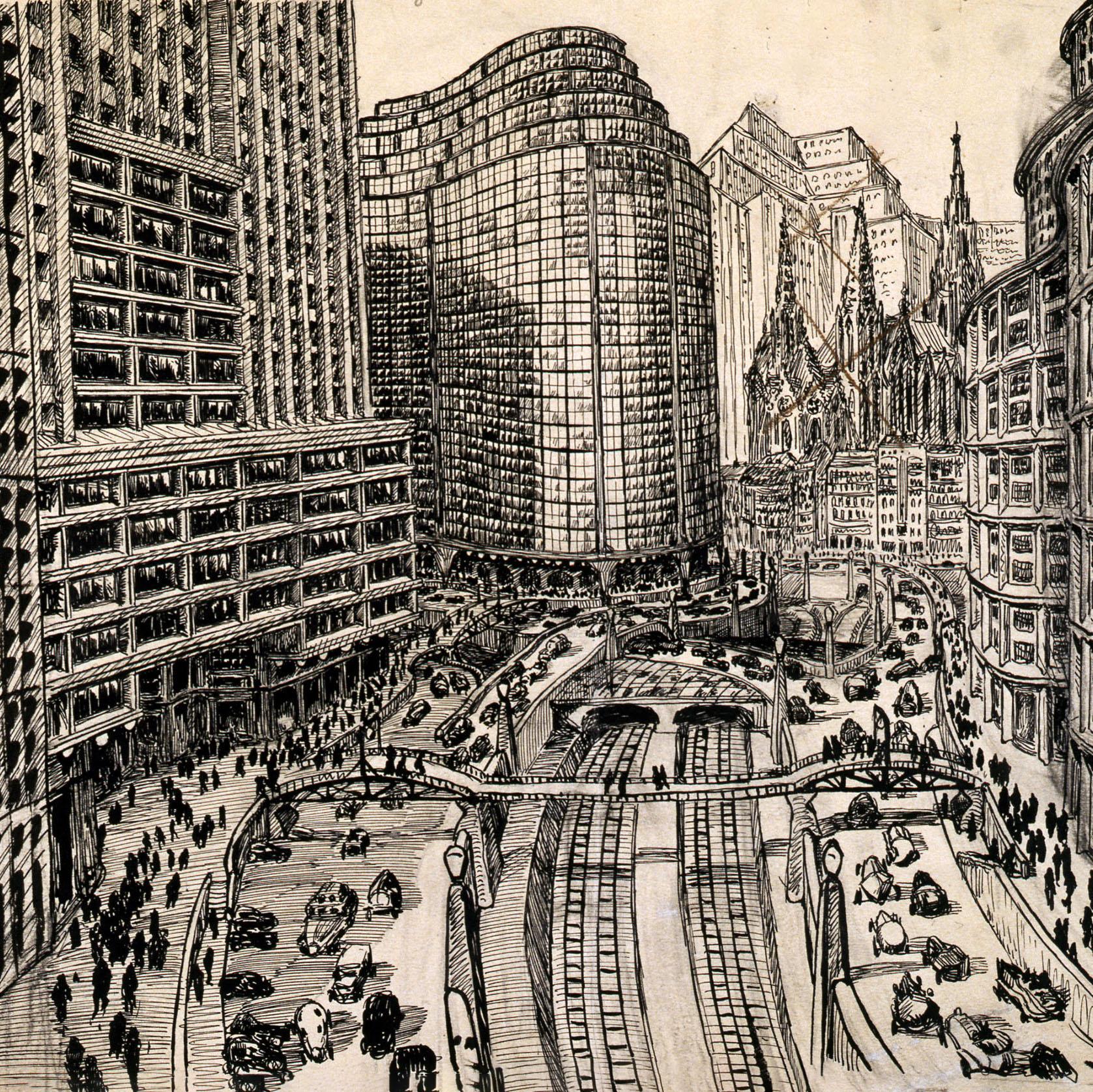 La CITTÀ del futuro, il FUTURO della città