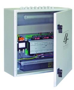 Centrale de Désenfumage électrique 24v désenfumage et ventilation naturels DAC ouverture fermeture électrique