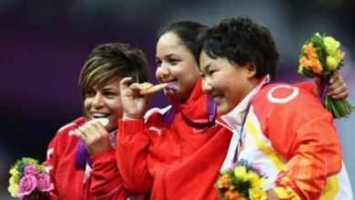 "Photo of لندن: بعد فضيحة المنشطات نجاة الكرعة تهدي المغرب أول ميدالية ذهبية وتحقق رقما عالميا في ""البارالمبية"""