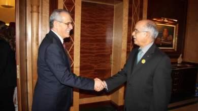 Photo of بيد الله يلتقي المدير الإقليمي لشرق المتوسط لمنظمة الصحة العالمية
