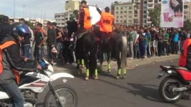 Photo of مباشرة من ملعب محمد الخامس: أجواء رائعة وفوضى تنظيمية