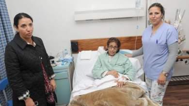 Photo of بالصور والفيديو: استقرار الحالة الصحية لثريا جبران بعد وعكة صحية ألمت بها مؤخرا