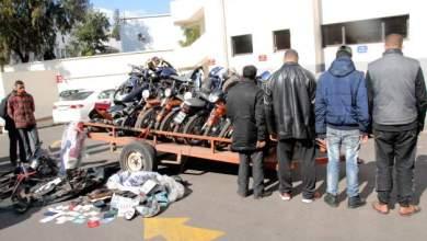Photo of الدار البيضاء: تفكيك عصابة متخصصة في سرقة الدراجات النارية وبيعها بوثائق مزوة