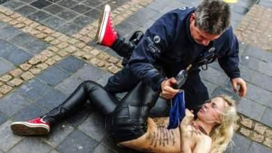 """Photo of قرصنة موقع """"فيمن""""-الفتيات المحتجات بصدور عارية – بتونس تحت ذريعة الفجور"""